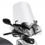 Bulle pare-brise GIVI incolore pour scooter Kymco People GTI 125-200-300 - 2010-2015