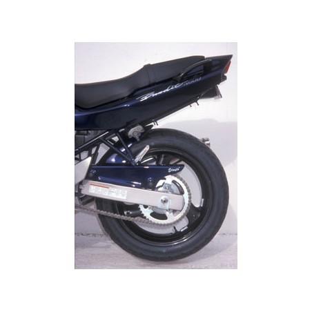 Garde-boue arrière et pare chaîne Ermax - Suzuki GSF 600 et 650 Bandit 2000-2006