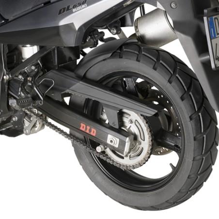 Passage de roue spécifique MG532 GIVI en ABS couleur noire pour Suzuki DL650 VStrom 2004-2011