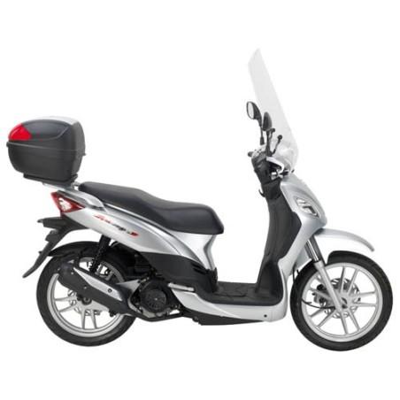 Bulle pare-brise GIVI incolore pour scooter Sym Symphony S50 / S125 / S151 2009-2015