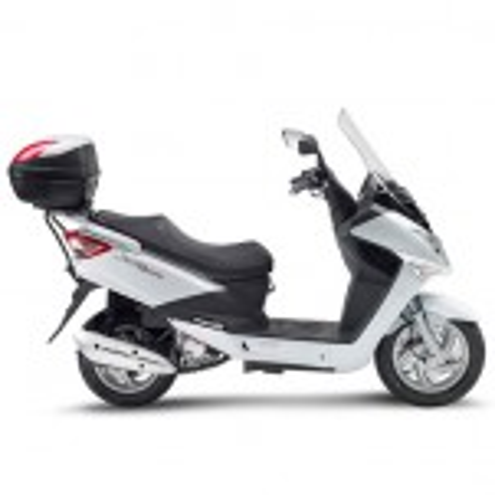 Bulle GIVI incolore +15,5 cm pour scooter SYM Joyride Evo 125 / Joyride Evo 200  2009-2016