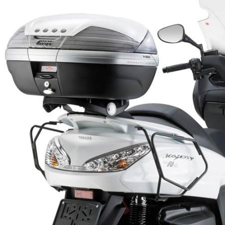 Kit de fixation E331 GIVI pour Top case MONOKEY pour Yamaha 400 Majesty 2004-2014