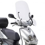 Bulle pare-brise GIVI incolore pour scooter MBK Ovetto 50 - 2008-2016 / Yamaha Neos 50 2008-2016