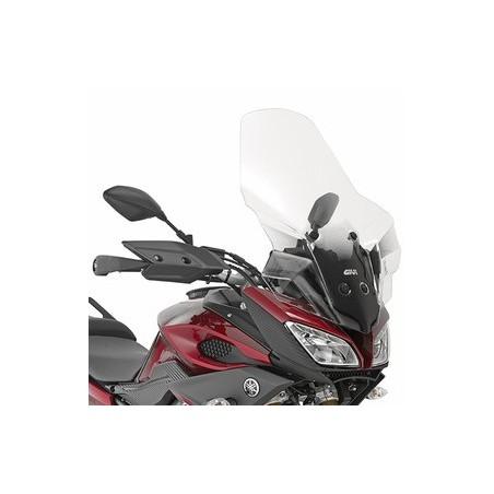 Bulle pare-brise GIVI incolore pour Yamaha Tracer 900 2015-2017