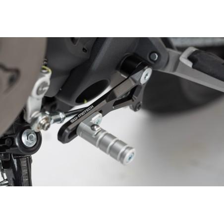 Selecteur de vitesse SW-MOTECH pour Ducati Monster 821 et 1200 2014 et +