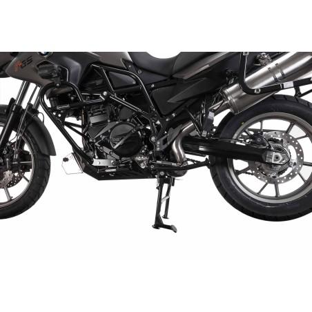 Béquille centrale Noir SW-MOTECH pour BMW F650GS Twin 2007-2010 et F700GS 2012-2016