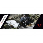 Banniere Africa Twin/TRAX ADV Taille: 3000 mm x 1000 mm.