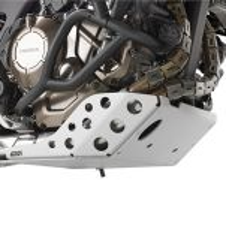 Protection moteur - sabot en Aluminium RP1144 GIVI pour Honda CRF1000L Africa Twin 2016 et +