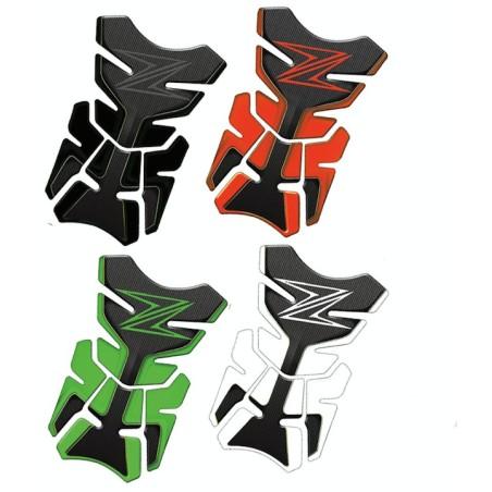 Protection de réservoir pour Kawasaki Z650, Z750, Z800, Z900 et Z1000