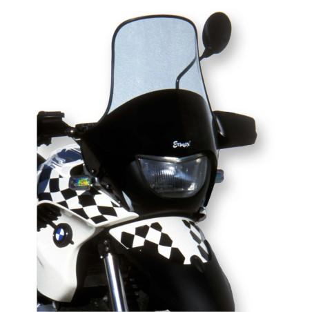 Bulle Ermax Haute protection 36cm pour BMW F650GS 00-07 + Dakar et G650GS 10