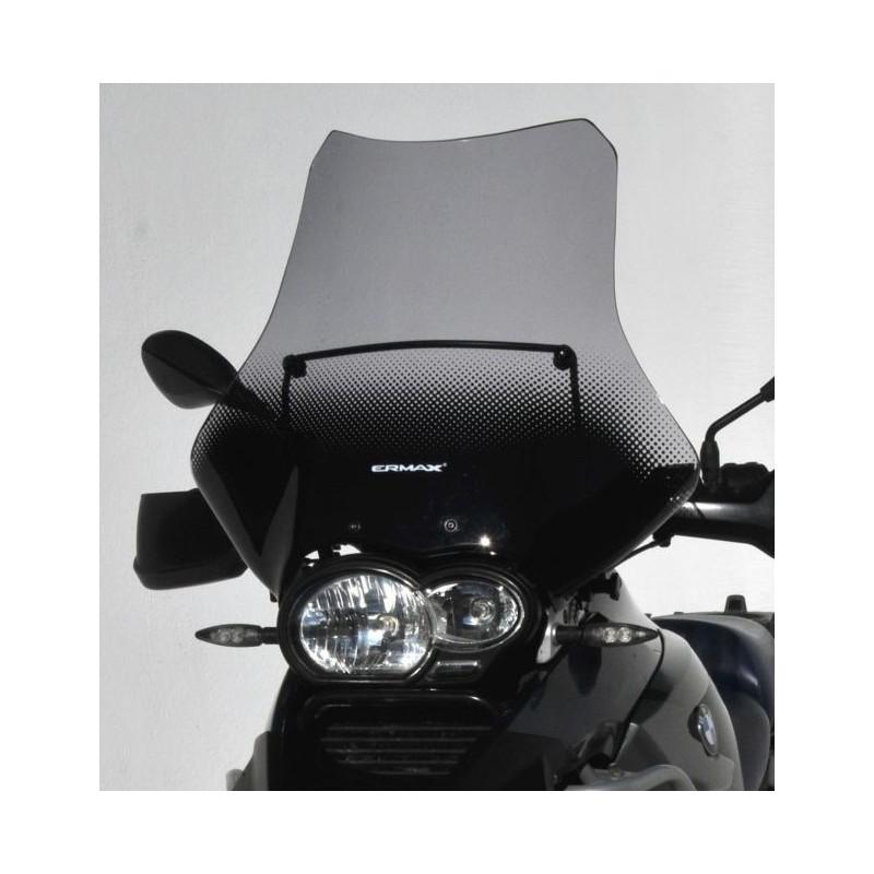 Bulle Pare-Brise Ermax Haute Protection +15cm pour BMW R1200GS 2004-2012