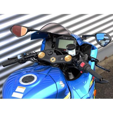 Kit complet guidons ABM multiClip - Honda CBR1000RR 2017 et +