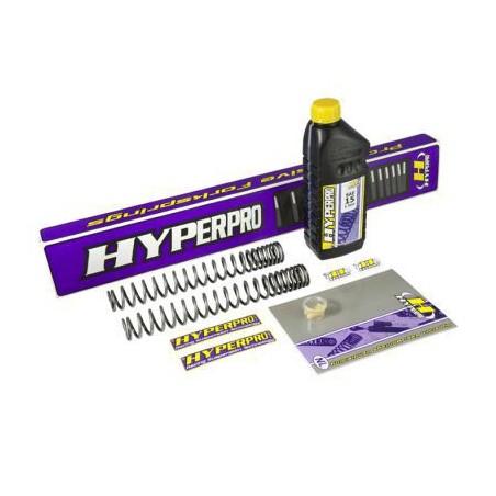 Ressorts de fourche Hyperpro Yamaha FJR 1300 gros réservoir RP28 2016 et + (non E/AE)