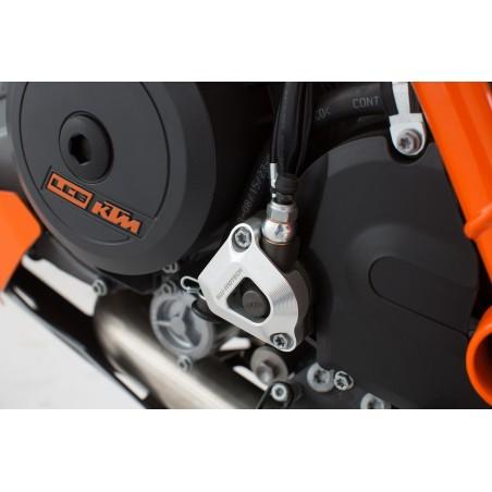 Protection de récepteur d'embrayage noir pour  KTM 990 SMR / 990 SMT / 1050 et 1190 Adventure / 1290 Super Adventure /