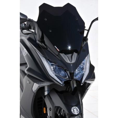 Bulle Pare-Brise Ermax Sport 49cm pour Kymco AK 550 2017 et +