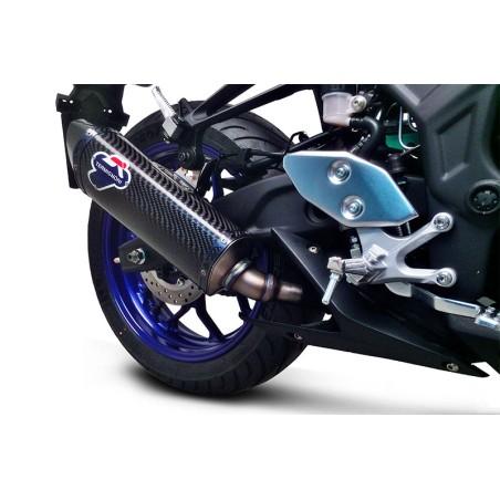 Collecteur Termignoni pour Yamaha YZF R3 2015-2017