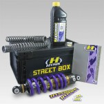 Kit Streetbox Hyperpro pour YAMAHA RD250/350 LC 1981-1982