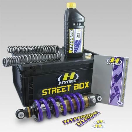 Kit Streetbox Hyperpro pour Suzuki GS 500 E (avec ajusteur de précharge) 1989-2002