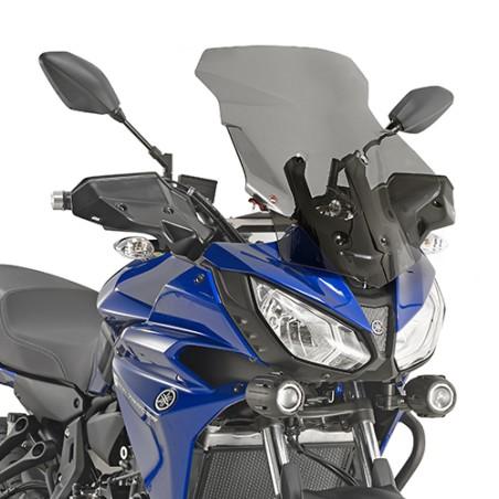 Bulle GIVI fumée 51 x 41cm pour Yamaha Tracer 700 2016 et +