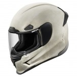 Casque intégral ICON Airframe Pro Construct Blanc