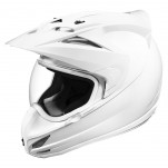 Casque intégral ICON Variant Gloss Blanc