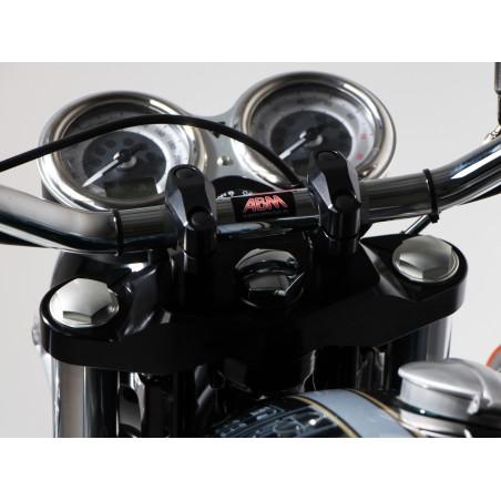 Té de fourche street bike ABM - Triumph Thruxton 1200 2016 et +