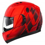 Casque intégral ICON Alliance GT Primary Rouge