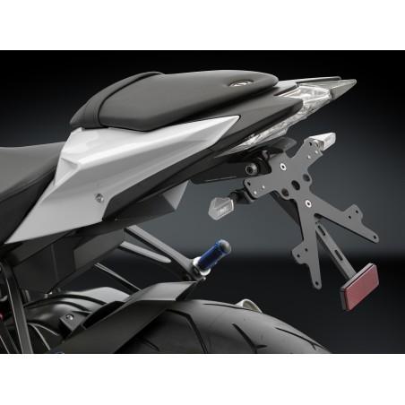 Support de plaque FOX Rizoma pour BMW S1000RR 2009 et +, S1000R 2014 et +