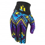 Gants moto Icon Anthem Georacer