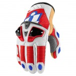 Gants moto Icon Hypersport Pro Short Glory
