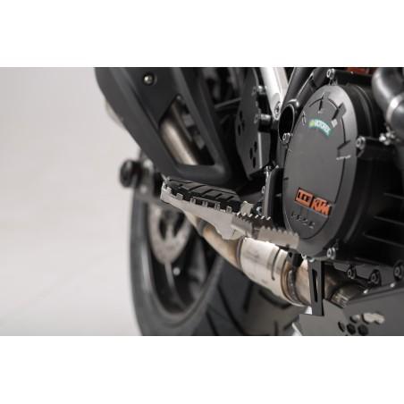 Kit de repose-pieds ION SW-Motech pour KTM
