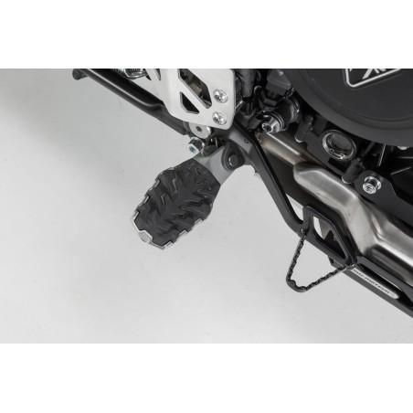 Kits de repose-pieds EVO SW-Motech pour Triumph Tiger 800 / Explorer / XC 2010 et +, Tiger Explorer /XC 1200 2011-2015