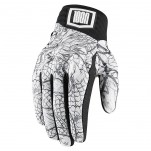 Gants moto Icon Luckytime