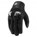 Gants moto Icon Retrograde
