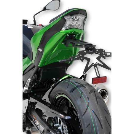 Support de plaque Ermax pour Kawasaki Z900 2017 et +