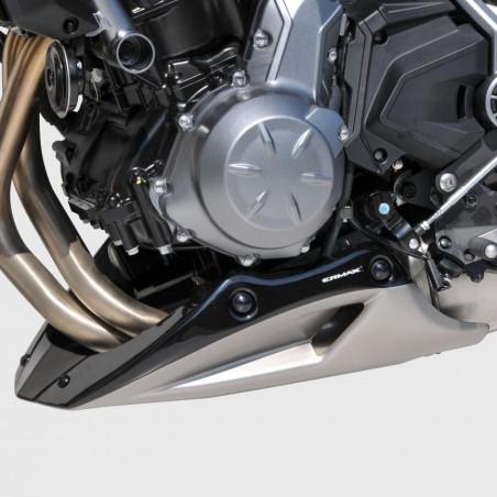 Sabot moteur Ermax en trois parties pour Kawasaki Z 650 2017 et +,