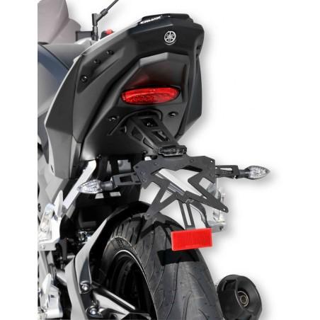 Support de plaque Ermax pour Yamaha MT125 2014 et +