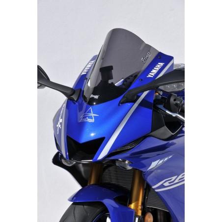 Bulle Aeromax Ermax pour Yamaha YZF R6 2017 et +