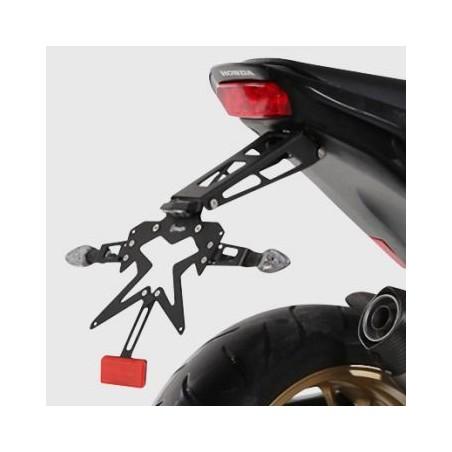 Support de plaque Ermax pour Honda CB650F 2017 et +