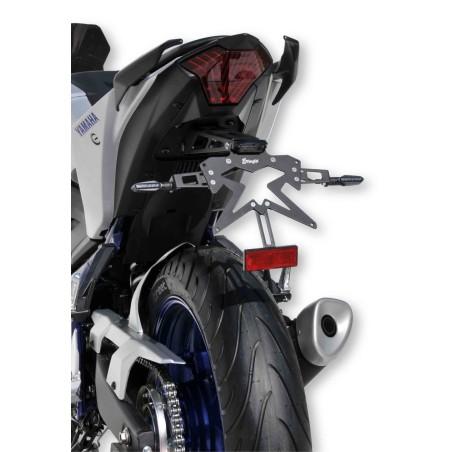 Support de plaque Ermax pour Yamaha MT03 2016 et +