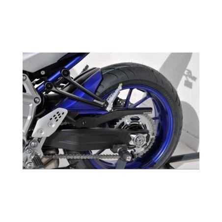 Garde-boue arrière et pare chaîne Ermax - Yamaha MT07