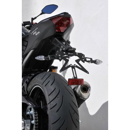 Support de plaque Ermax pour Yamaha MT07 2014 et +