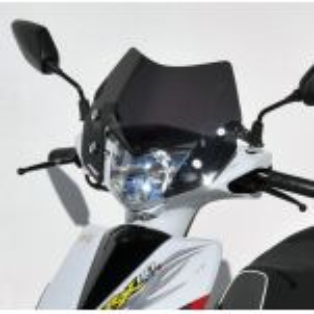 Bulle Saute-vent Sport Ermax 33cm pour SYM RX 110 2010-2011
