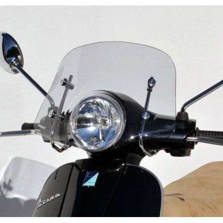 Saute-Vent scooter Ermax Piccolo 30cm pour Vespa 50LX et 125LX 2009 et +