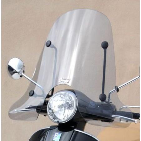 Pare-Brise scooter Ermax Classico 65cm, découpe Ronde GM, pour SYM FIDDLE 125 2008-2011