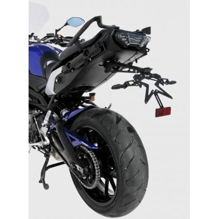 Support de plaque Ermax pour Yamaha Tracer 900 2015 et +