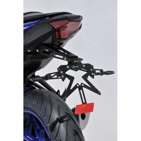 Support de plaque Ermax pour Yamaha YZF R3 2015 et +