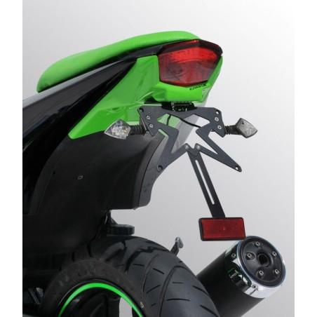 Support de plaque Ermax - Kawasaki Ninja 250R 2008-2012