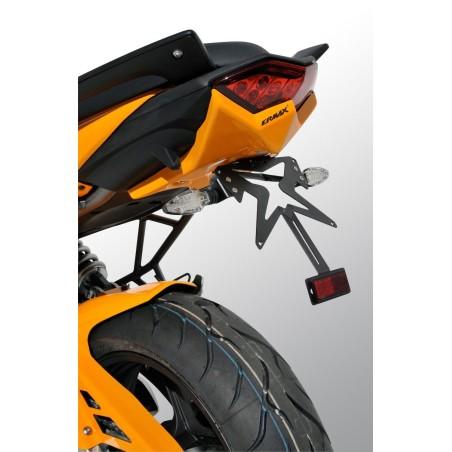 Support de plaque Ermax pour Kawasaki Versys 650 2010-2014