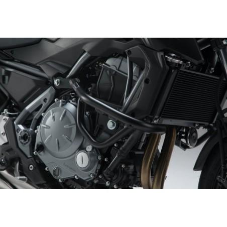 Crashbar Noir SW-MOTECH pour Kawasaki Z650 2017 et +